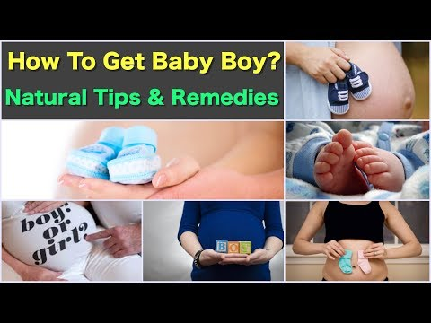 How to Get a Baby Boy? Natural Tips and Remedies, How to Get Pregnant With a Boy?