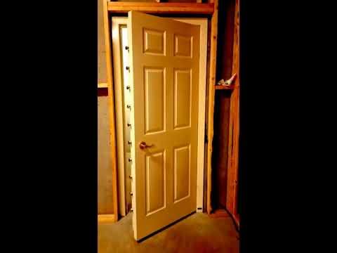 Basement Safe Room