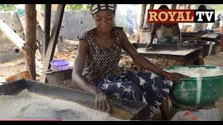 cassava flour processing machine line - PakVim net HD Vdieos Portal