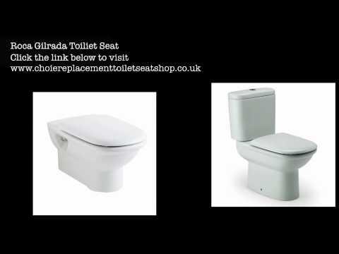 Roca Gilrada toilet seat