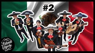 Top 10 Extranjeros Cantando Música Mexicana | PARTE 2