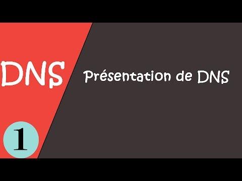 1-Présentation de DNS #theorie #Darija