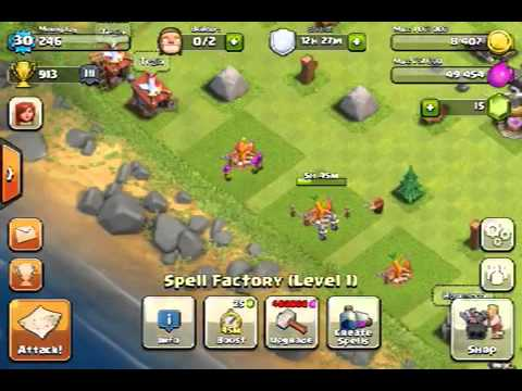 Clash of clans episode 1