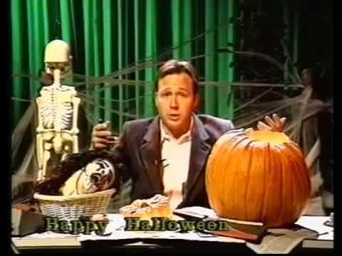 Happy Halloween From Bill Hicks and Alex Jones