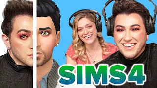 Manny Gutierrez Controls His Life In The Sims 4 • In Control With Kelsey Ep. 6