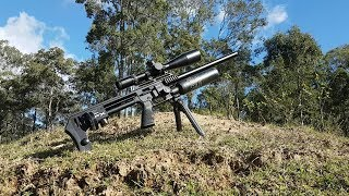 FX Impact MKII Air Rifle - NEW 2019 UK - Impact MK2 25 FAC