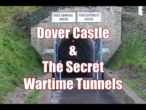 023 Vanlife Road Trip - Dover Castle & The Secret Wartime Tunnels (Part 1 of 3)