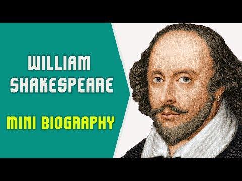 Understanding William Shakespeare | The Globe Theatre - Mini Biography