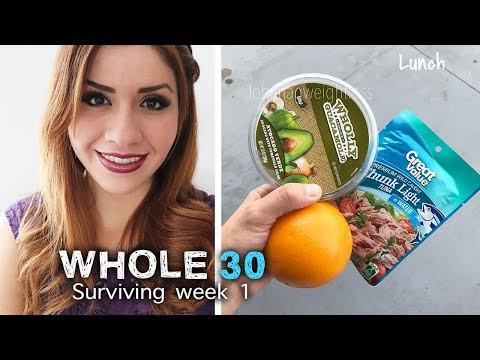 Whole 30: Surviving the 1st Week, 30 Day Body Reset - The290ss