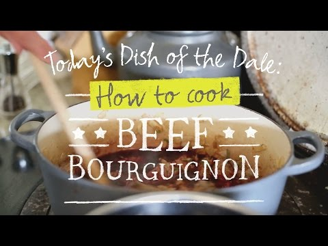 Dish of the Dale: Beef Bourguignon (Recipe)