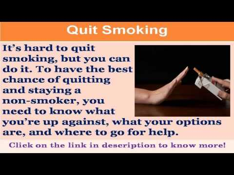 See now   quit smoking cold turkey tips