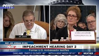 """""""I'M ABOUT TO GAVEL YOU DOWN"""": Schiff warns Jordan during impeachment hearing"""