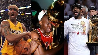 10 GREATEST Moments In NBA HISTORY