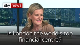 Duff and Phelps: Brexit has shifted focus to London