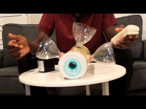 Low cost carbon monoxide adsorbent device.