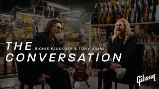 The Conversation: Richie Faulkner and Tony Iommi