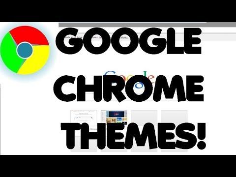 FREE Google Chrome Themes! How to Get Free Google Chrome Themes!