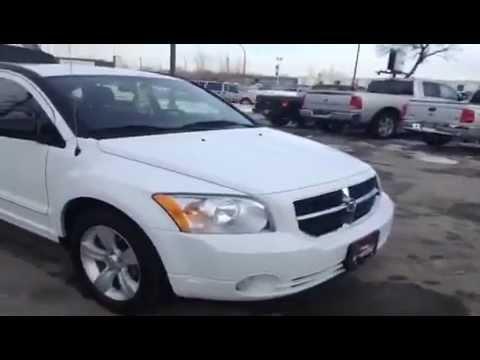 2012 Dodge Caliber - Ride Time - Winnipeg Manitoba Used Car Dealer