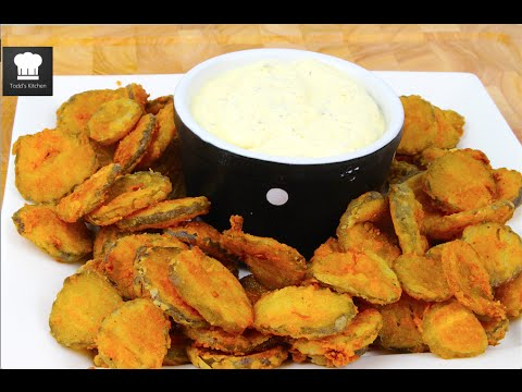 Fried Pickles - Video Recipe