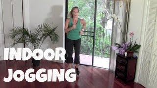 Walking Exercise Indoor Jogging Full 40 Minute Fat Burning Cardio Hom