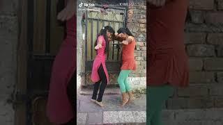 Tiktok trending music dance video @beautykhan rkd riya Kumar