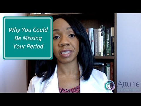 Why You Could Be Missing Your Period