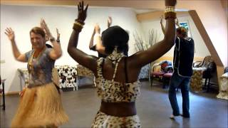Workshop Afrikaans Dansen Tilburg
