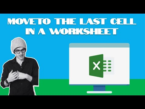 Excel Tutorial #112:  Displaying the