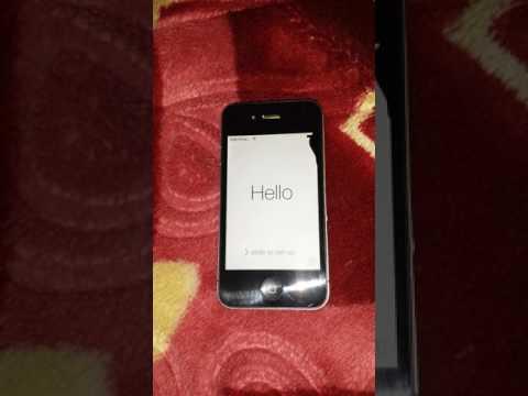 Iphone 4s unlock icloud lock 100% work.