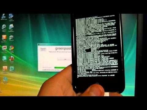 How to Jailbreak Firmware 4.1 iPod Touch 4G / iPhone 4 / iPad