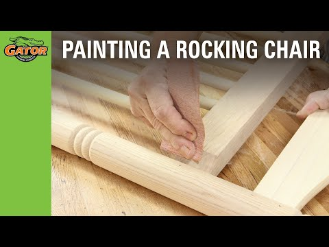 How to Prep and Paint Unfinished Wood