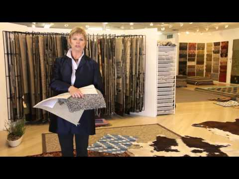 How to Place Rugs on Carpet : Carpet & Rugs