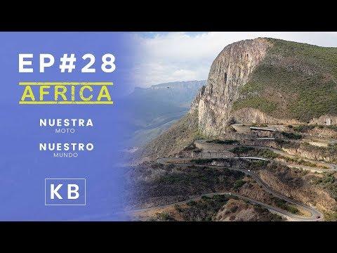Cruzando Angola (parte 2)- Ep#28 - Vuelta al Mundo en Moto