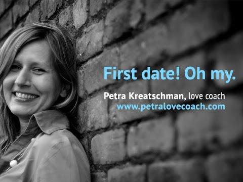 First date! Oh my. - Petra Kreatschman, love coach