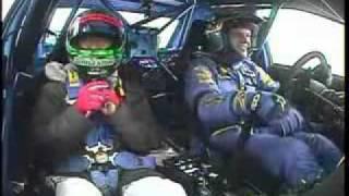トミ・マキネン WRCインプレッサ[土屋圭一が同乗](Tommi Mäkinen)