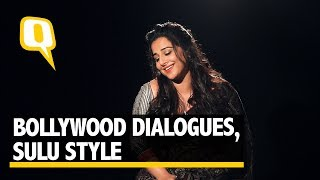 Non-Stop Bollywood With Tumhari Sulu, Vidya Balan | The Quint