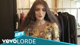 Lorde - Photo Shoot (Behind The Scenes) (VEVO LIFT)