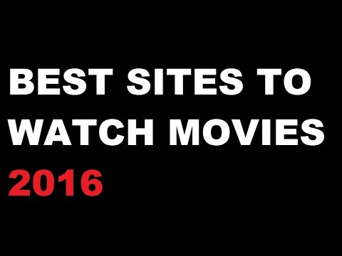 Top sites to watch movies Completely FREE without registration(2016 -2017)