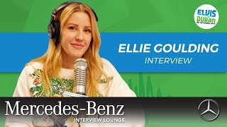 """Ellie Goulding on """"Close To Me"""", and Why She Doesn"""