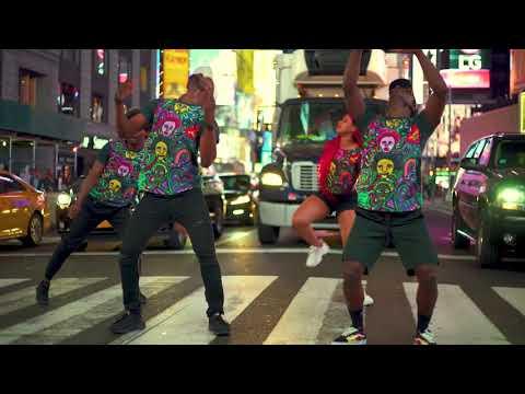 Olamide & Wizkid - Kana ( Dance Video )