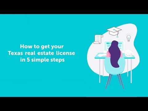 How To Get a Real Estate License in Texas