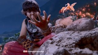 Karnan I Self-renunciation  of Karnan...! I Mazhavil Manorama