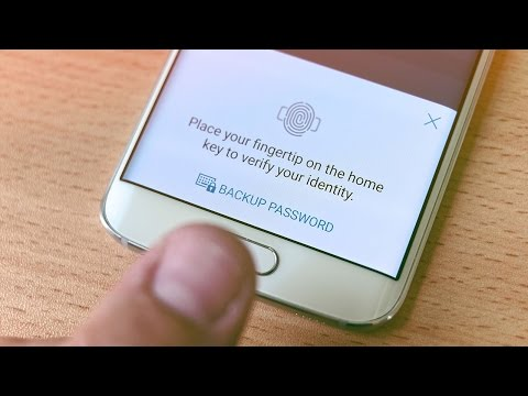 How To Lock Android Apps with Fingerprint Scanner