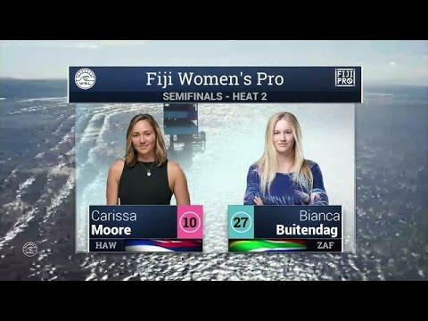 2016 Fiji Women's Pro: Semifinal 2 Video