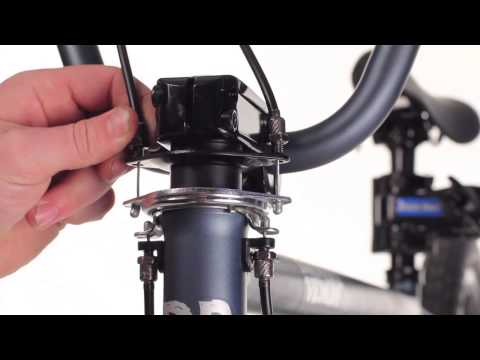 Diamondback Tech: BMX Gyro Brake Cable Installation and Adjust