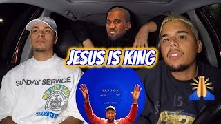 KANYE WEST - JESUS IS KING | REACTION REVIEW