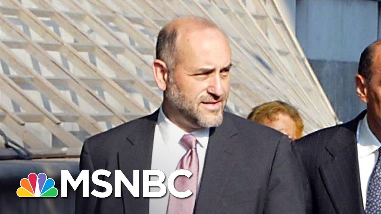 NYC Prosecutor Hires On Heavy-Hitting Attorney To Trump Case | Rachel Maddow | MSNBC