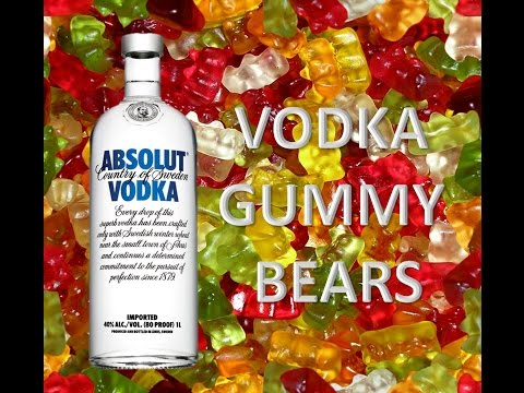 Ositos de Goma con Vodka Tutorial / Gummy Bears #SorryImParty