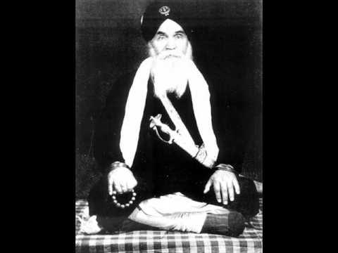 Bhai Randhir Singh Ji and a Ghost