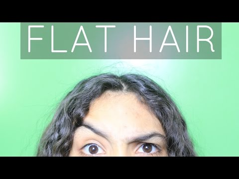 Causes of Flat Roots